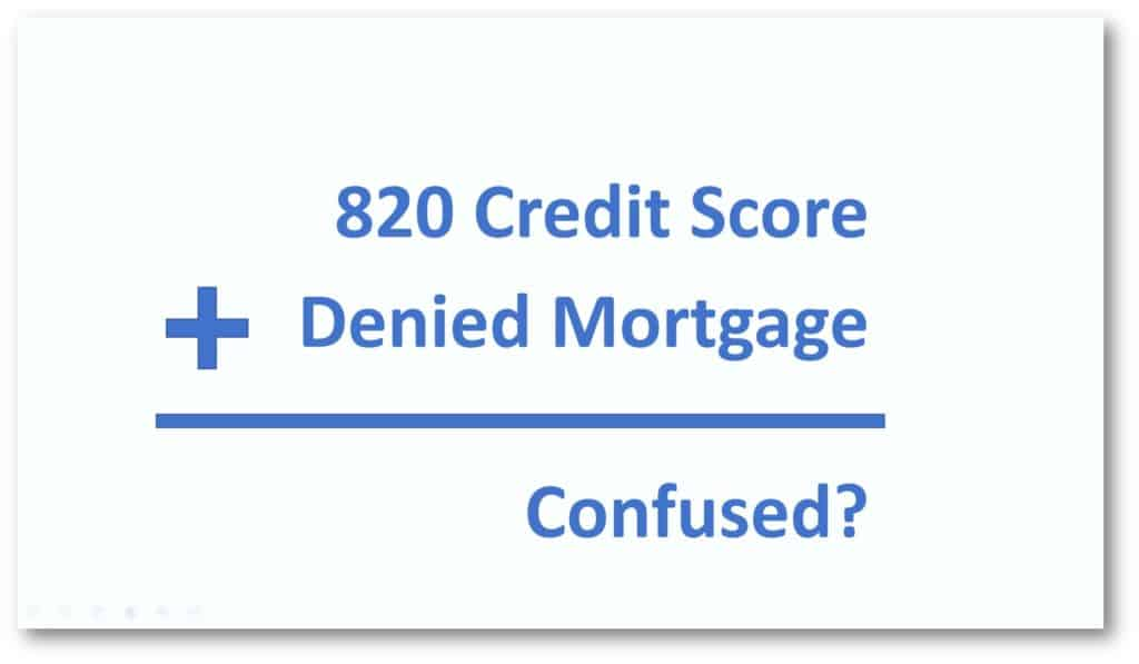 tradelines scors and mortgage approvals