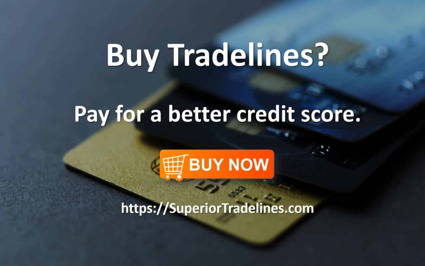 how to buy tradelines