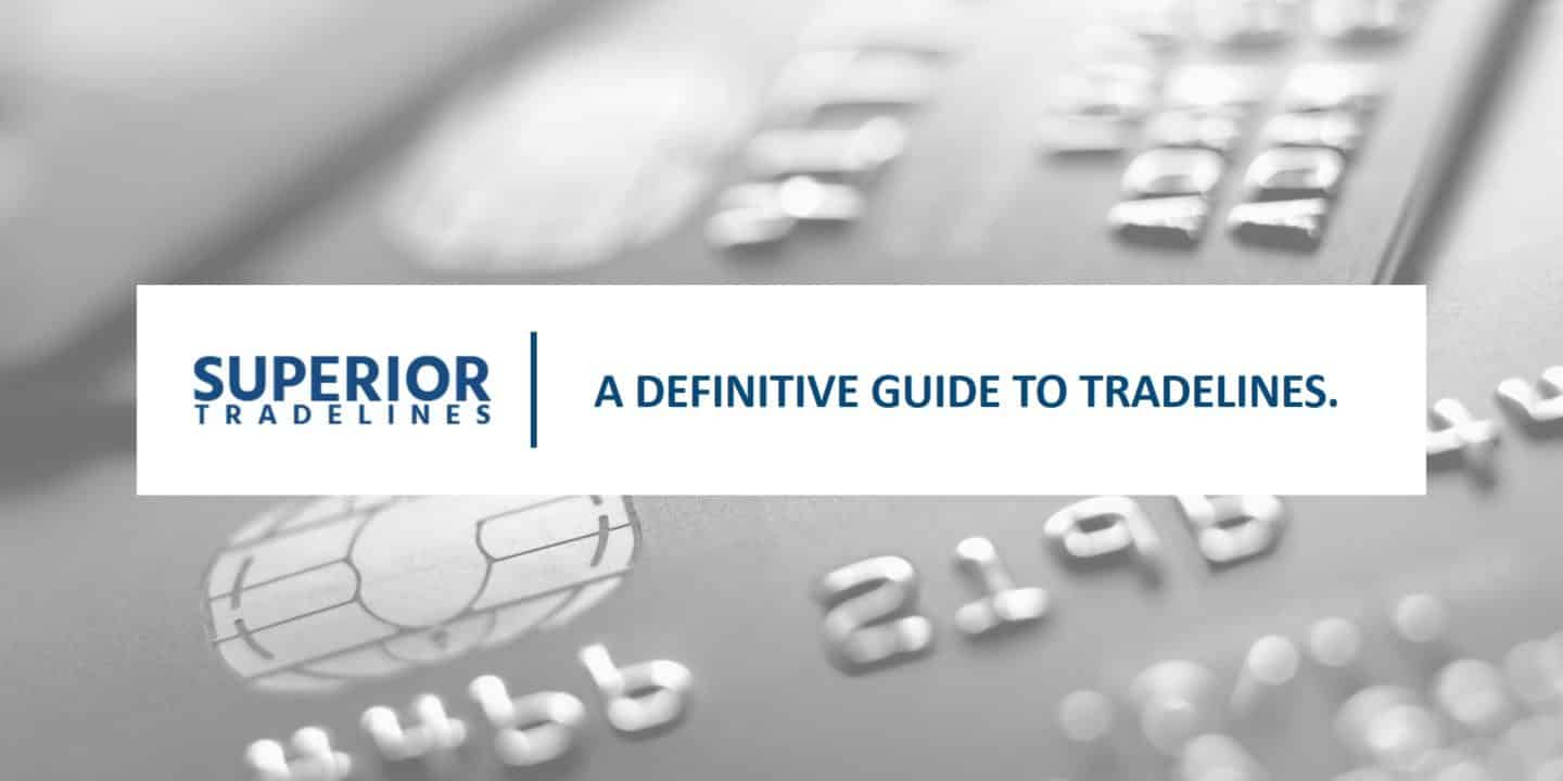 superior tradelines guide