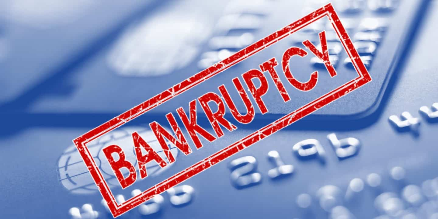 tradelines and bankruptcy
