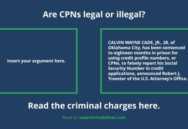 are cpns legal