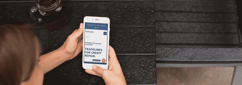 tradelines for credit repair