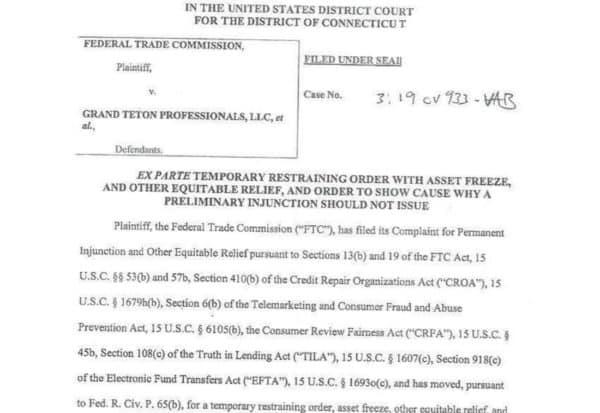 toptradelines.com injunction