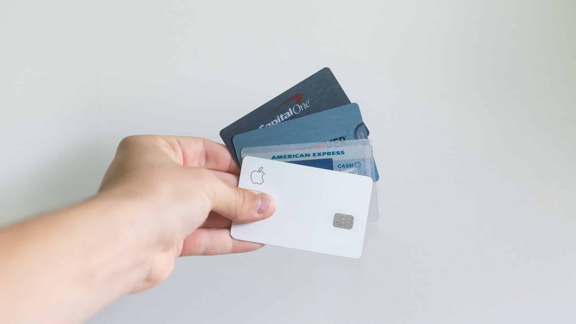 how many credit cards is too many